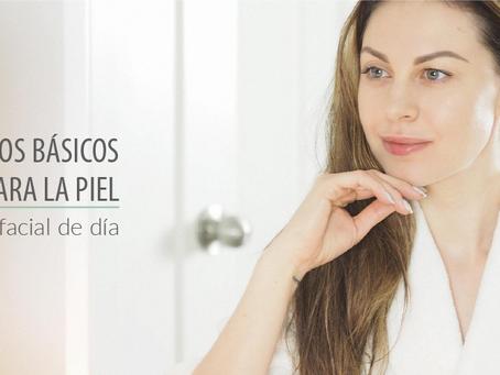 Cuidados básicos para la piel: Rutina facial de día