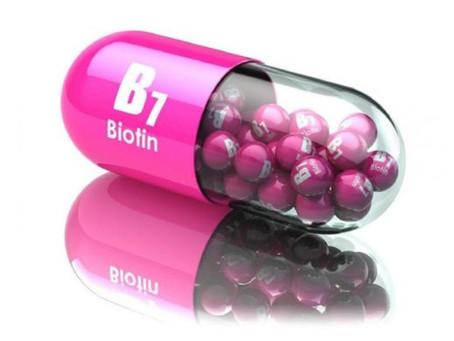 La Biotina: ¿Funciona?