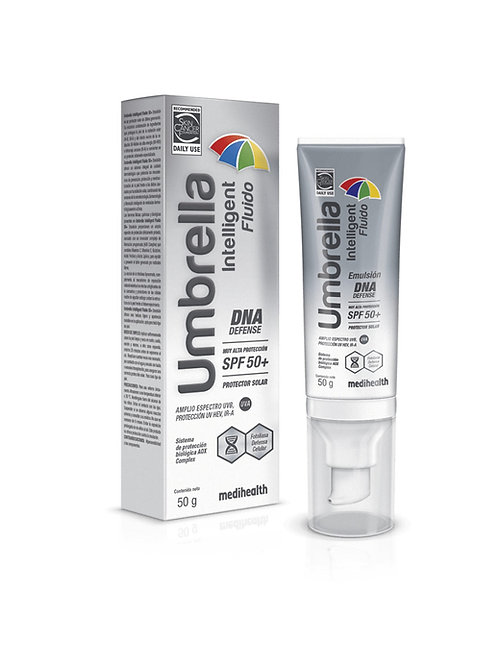 UMBRELLA INTELLIGENT FLUIDO SPF 50 +