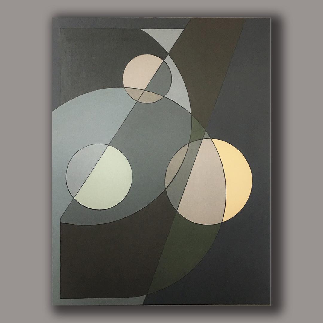A.G.#08  acrylic on linen 116cm x89cm