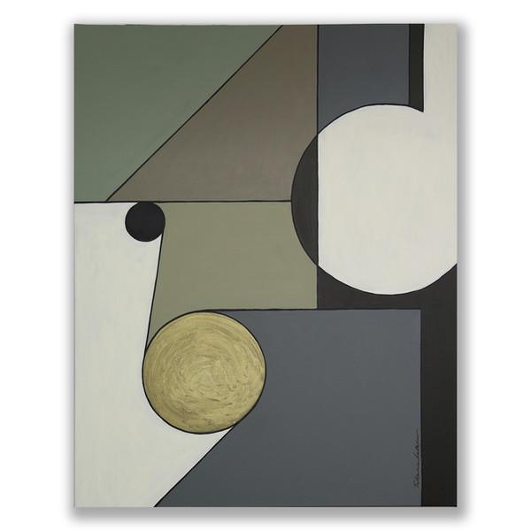 AG 37 acrylic on canvas 92 X 73 cm