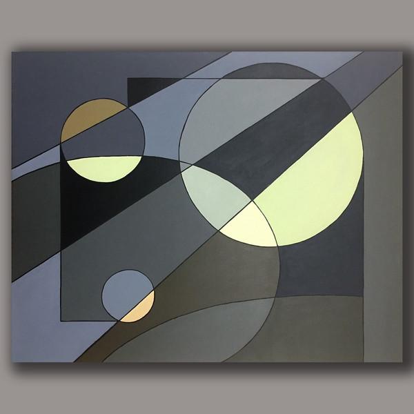A.G. #07 acrylic on linen 92cm x73