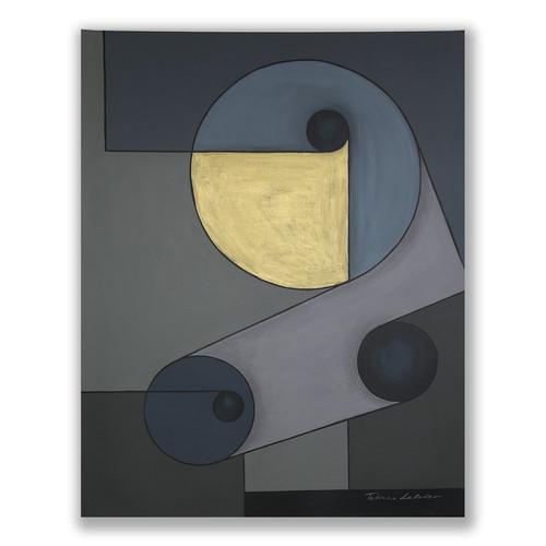 AG 26 acrylic on canvas 162x130 cm