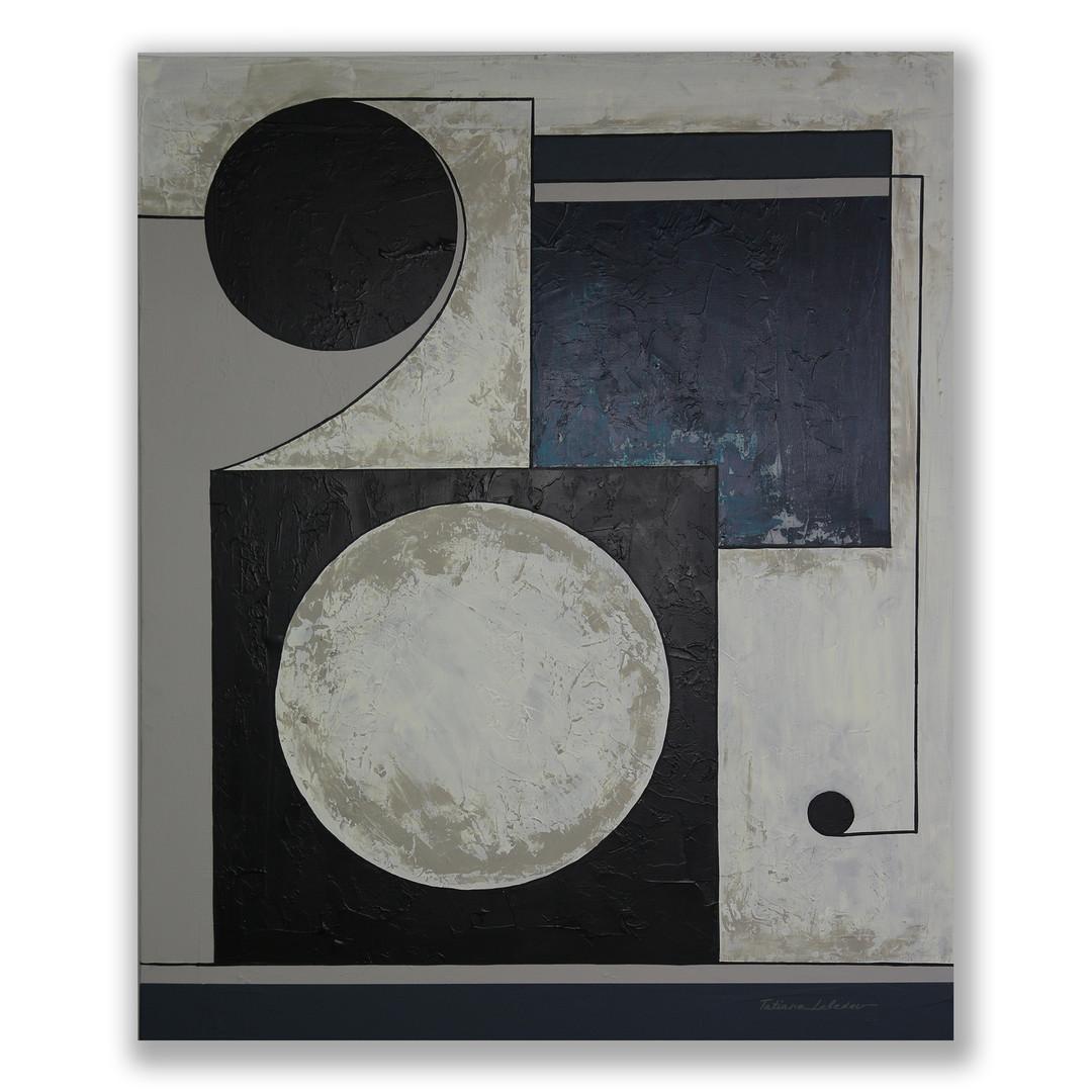 AG 28 acrylic on canvas 100 X 80 cm