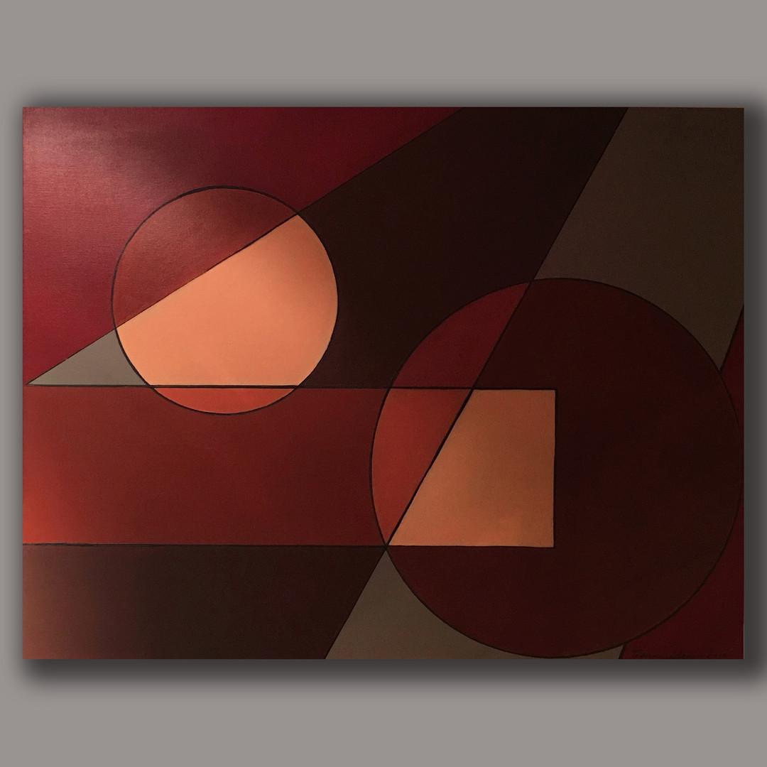 A.G.#03  acrylic on linen 116cm x89cm