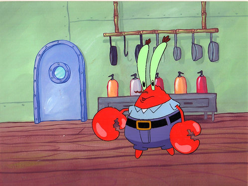 Krabs Production Cel