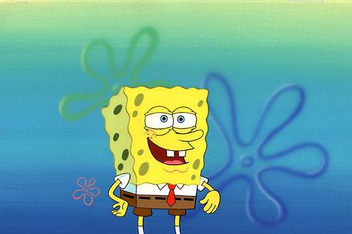 Original Production Background  SETUP SpongeBob