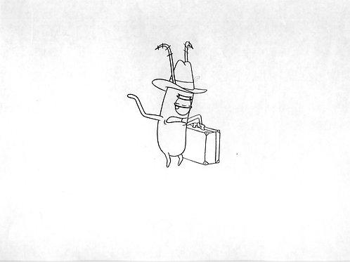Plankton Production Drawing