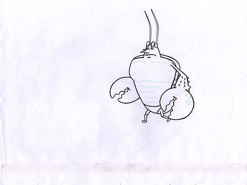Larry Production Drawing