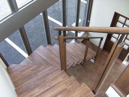 レストラン階段.JPG