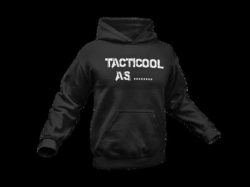 Tacticool As .... Hoodie