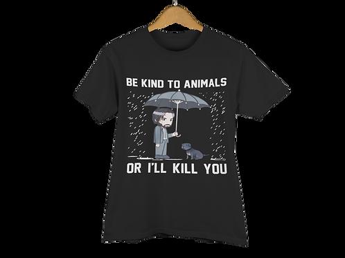 Hayvanları Sev Yoksa....