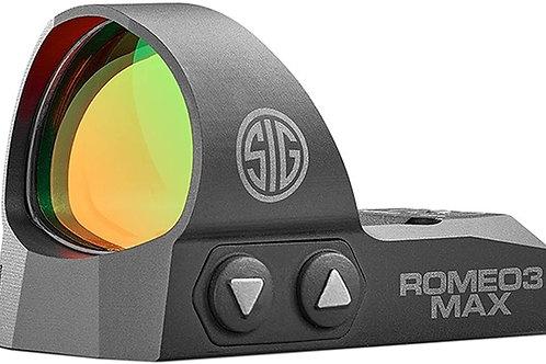 Sig Sauer SOR31003 Romeo3 Max 1X35Mm, 3 Moa, 1.0 Moa Adjust