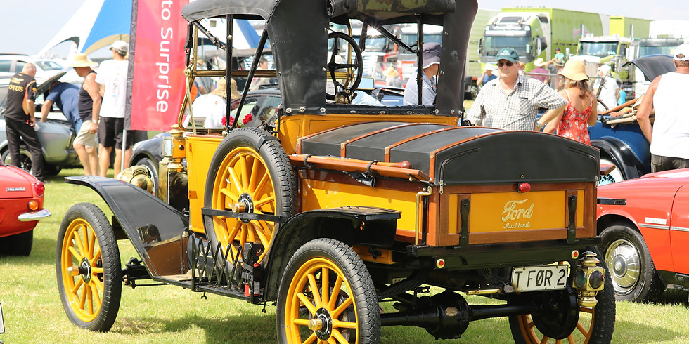 Wings and Wheels Thames 2020