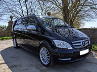 Chauffeur Service Mercedes Viano