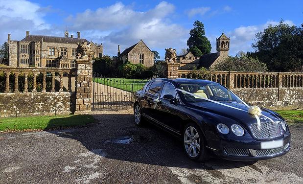 Manhattan Car Hire Wedding Cars Service Bentley Somerset