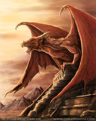 Armageddon Dragon