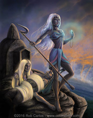 Z-Atlantean Princess