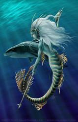 Hunter Mermaid
