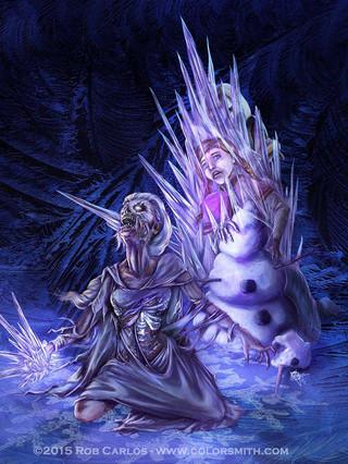 Z-Freezing Princess