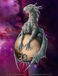 Pluto Dragon