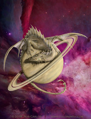 Saturn Dragon