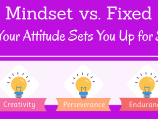 Mindset: How Your Attitude Sets You Up for Success