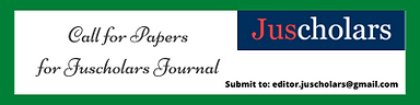 Call for Papers for Juscholars Journal (