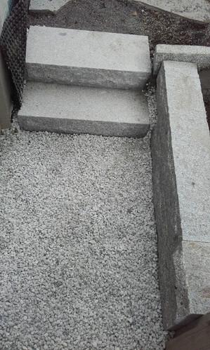 Trapp i granitt
