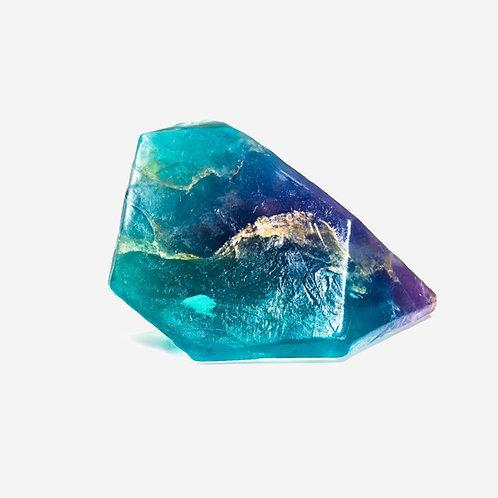 SoapRocks-Edelsteinseife, Fluorit