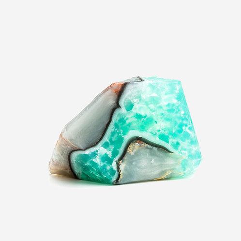 SoapRocks-Edelsteinseife, Aqua Geode