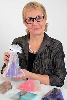 Christine Rychener-Beeler von SoapRocks - Ryvital