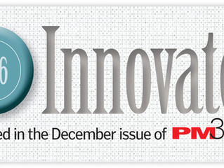 InTask featured in the 2016 PM360 Innovations Issue