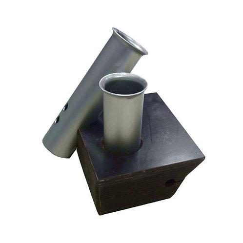 Универсальный Крепежный Блок 2А (УКБ 2А) – для спиннинга или удочки
