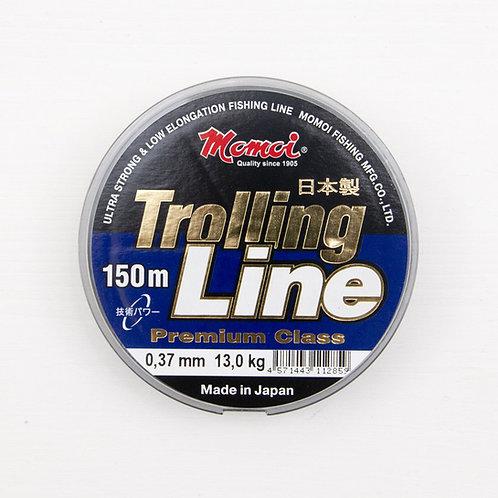 Леска Momoi Trolling Line 0,37 мм. в размотке 150 метров (Япония)