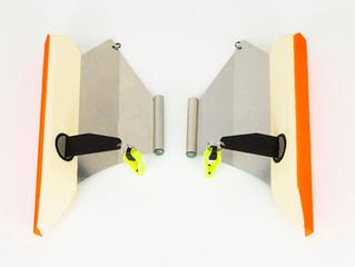 Новая модель мини-планеров для ловли на больших водоемах