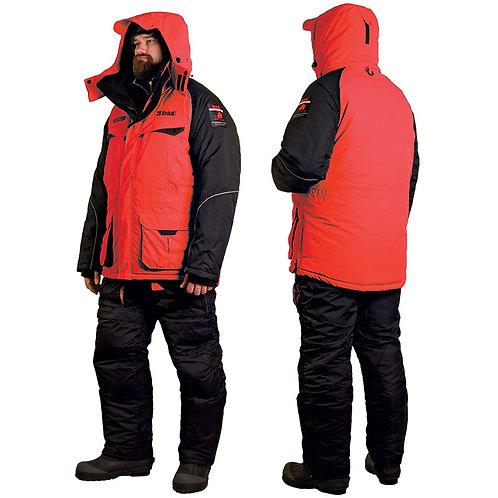 Костюм зимний Alaskan NewPolarM , цвет красный/черный, размер S