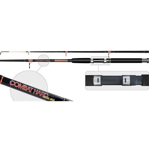 Спиннинг штекерный стекло 2 колена Surf Master 1371 Combat Hard 180 см.