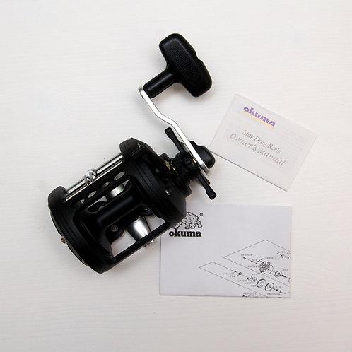 Мультипликаторная катушка Okuma Classic CLX 300LA  (под правую руку)