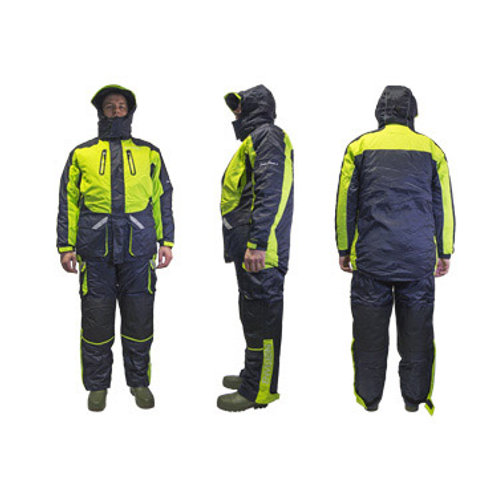Зимний мембранный костюм ENVISION Snow Storm 5 (до - 25С), размер XL