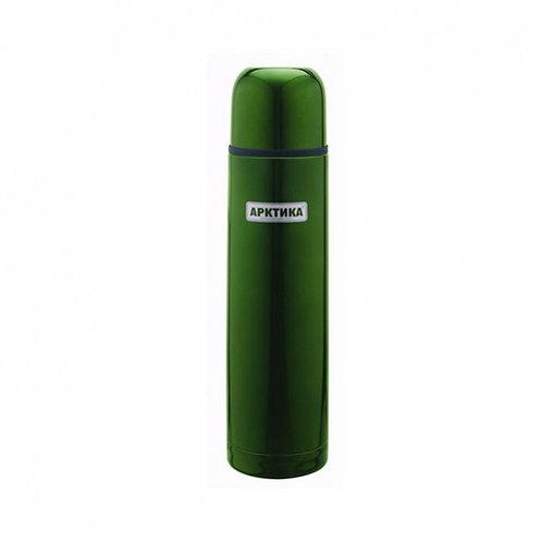 Термос Арктика 103-К500 мл (узкое горло/вакуумный/питьевой/с кнопкой)