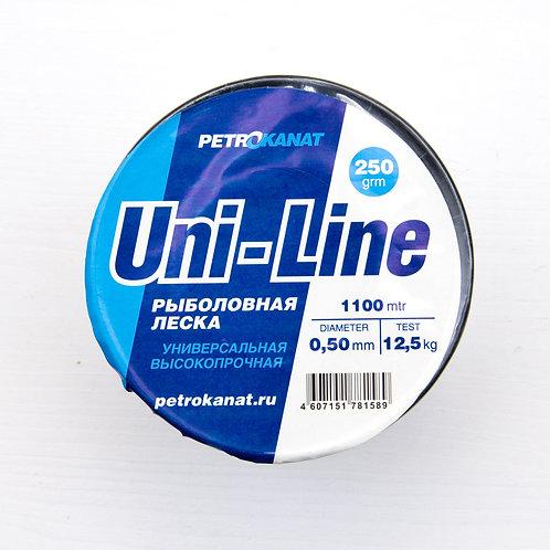 Petrokanat Uni-Line универсальная - 0,5 мм., 1100 метров
