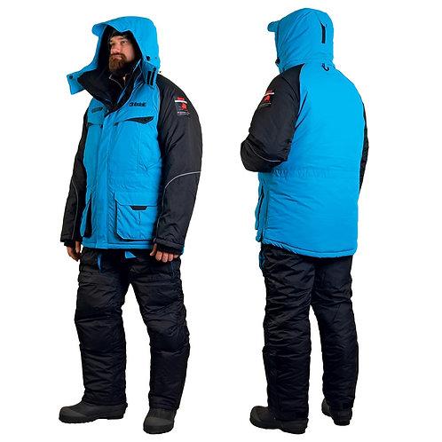 Костюм зимний Alaskan NewPolarM , цвет синий/черный, размер XS