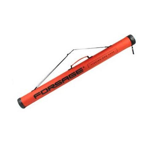 Тубус жесткий Forsage 175 см, цвет оранжевый
