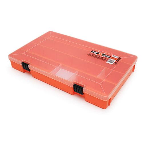 Коробка для хранения воблеров TOP BOX TB-4200 360*235*50 мм., цвет оранжевый