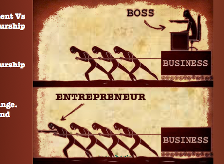 Job vs. Entrepreneurship debate: From a entrepreneur who quit his job