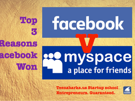 Top 3 Reasons Why MySpace Lost to Facebook