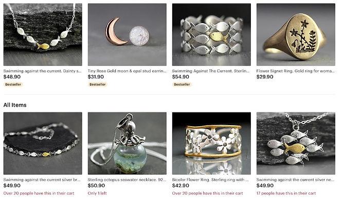 jewelry, handmade jewelry