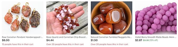 craft supplies, beads