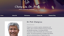 drchangliu.com webpage